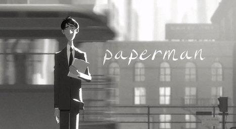 Paperman | Mundos Virtuales, Educacion Conectada y Aprendizaje de Lenguas | Scoop.it