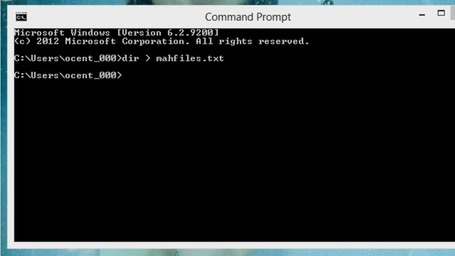 Save the Output of Any Terminal Command with One Parameter | Saber mas en tecnología, compartir es la via | Scoop.it