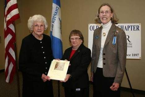 Williamson County Achievements - DAR presents book to library   Tennessee Libraries   Scoop.it