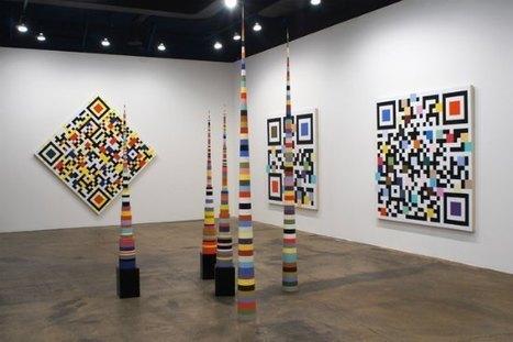 L'installation QRcode de Douglas Coupland | artcode | Scoop.it