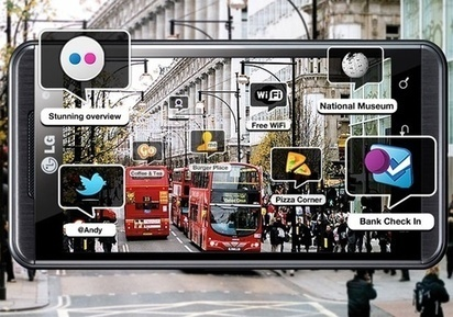 How Augmented Reality Can Revolutionize the Retail Industry? | The Programmer's World | Android - Apple World | Scoop.it