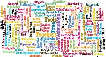Free Technology Tools for Teachers - LiveBinder | Education Technology - theory & practice | Scoop.it