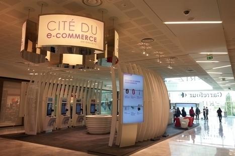 Bienvenue dans le premier centre commercial connecté | L'innovation numérique made in France | Scoop.it