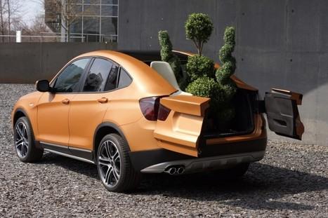 Clemson Grad Students Use 3D Printing to Transform BMW X3 for Annual Deep ... - 3DPrint.com | Idea Integration | Scoop.it
