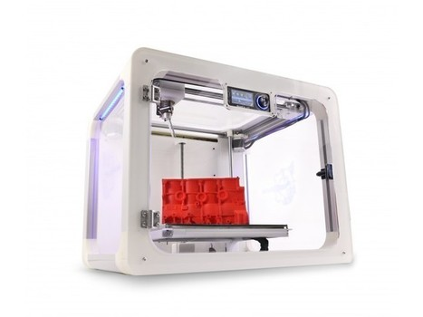 Airwolf 3D's New AXIOM 3D Printer | 3D Printing in Manufacturing Today | Scoop.it