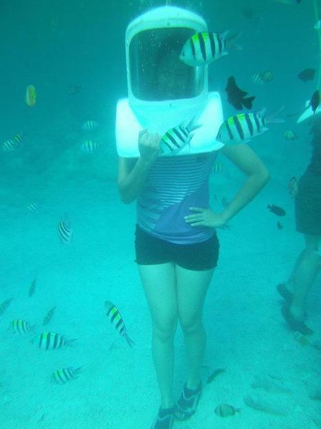 Helmet Diving in Boracay | Lakwatsera | Scoop.it