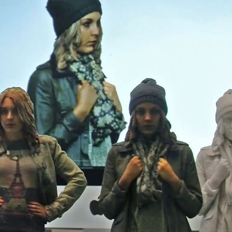 Create your own mini-me with Asda's in-store 3D-printing trial | Regenerating IT | Scoop.it