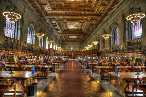 Are Libraries the New Bookstores? | Library world, new trends, technologies | Scoop.it