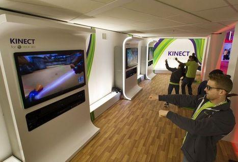 Apple rachète la startup qui a inventé la techno de la Kinect | Technologie informatique | Scoop.it