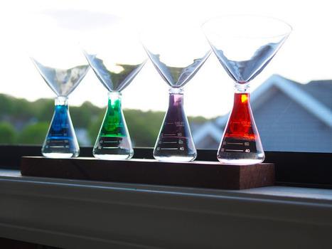 Set de table périodique Tableware - NEO-SAPIENS.FR - L'art de la sélection de produits | TENDANCES HOMME | Scoop.it