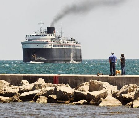 Last U.S. Coal-Fired Steamship Sails On, Aiming for a Cleaner Wake | Sustain Our Earth | Scoop.it
