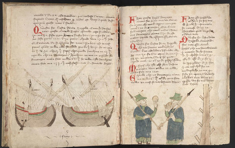 How to Keep a Zibaldone, the 13th Century's Answer to Tumblr | Magpies and Octopi | Scoop.it
