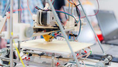 Is 3-D Printing Better For The Environment? | Practical Sustainable Business | Scoop.it