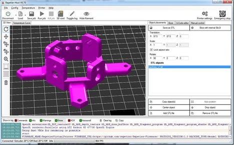 Repetier-Host | 3D Printing and Fabbing | Scoop.it