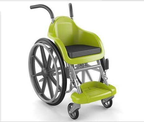 Israeli Nonprofit Looks to Develop World's First Kid-Friendly Wheelchair - Shalom Life   Scooters don't have to be red!   Scoop.it