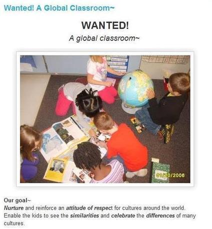 The Global Classroom Project: 2012-13 - About Us | Global Projects | Scoop.it