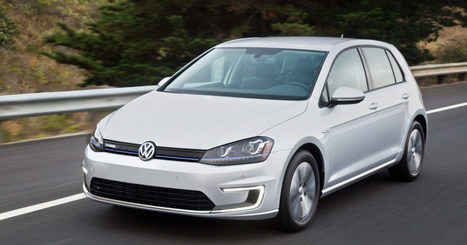 Um, VW's Dirty Diesel Settlement Might Actually Be Bad for Electric Cars | WebNews | Scoop.it