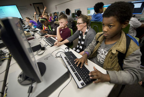 Kids learning computer code in after-school clubs | Coding for Kids | Scoop.it