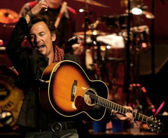 Quand Bruce Springsteen raconte son expérience avec la chartreuse verte... - le Dauphiné | Bruce Springsteen | Scoop.it