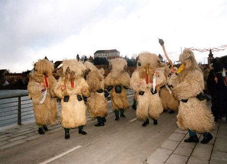 Carnival celebration - Slovenia | Slovenian Genealogy Research | Scoop.it