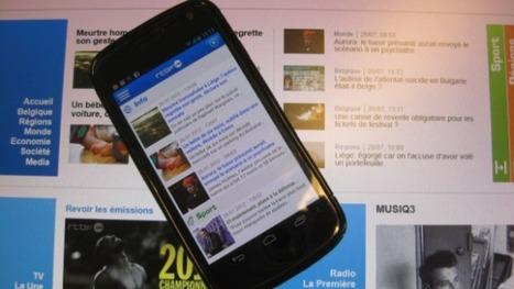 La Ville de Liège lance son application pour smartphones et tablettes - RTBF | Belgitude | Scoop.it