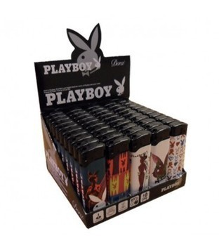 Accendini Playboy Pop Art Box 50pz - NonSoloTabacco.com | novità fumatori | Scoop.it