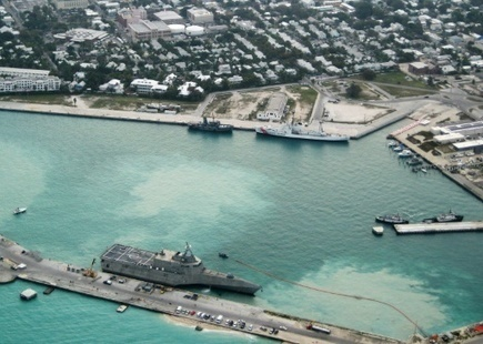 US military bases at risk from sea level rise: study | Développement durable et efficacité énergétique | Scoop.it
