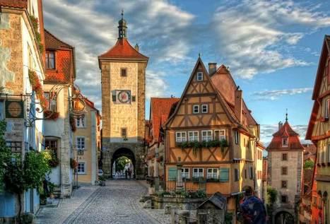 Los pueblos más bonitos de Alemania, en imágenes | europa 2016 | Scoop.it