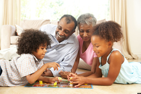 8 Tips For Grandparenting Unequally Gifted Kids - Huffington Post | AACC English | Scoop.it