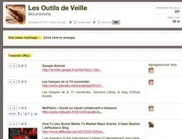 Tweetinsight. Veille sur votre flux twitter. | Les outils de la veille | Veille informationnelle, curation | Veille Stratégique & Intelligence Economique | Le curateur | Scoop.it