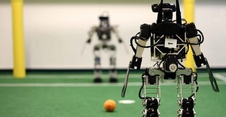 Could Robots Someday Win the World Cup? | Robolution Capital | Scoop.it