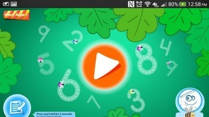 12 Reasons Why I Love the Montessori Learn 123 numbers App | Uplifting Families | Scoop.it