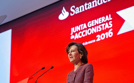 Santander destinará 9.700 millones a financiar proyectos en Latinoamérica | #LATAM | Scoop.it