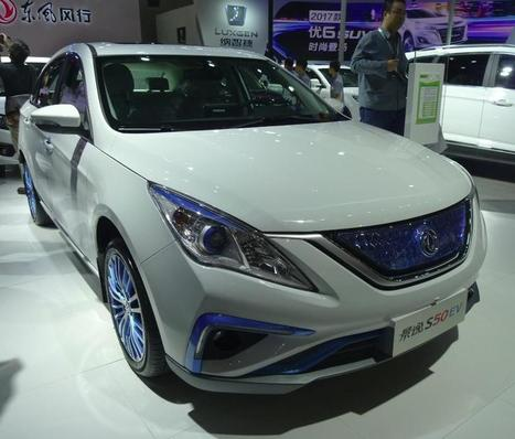 Check Out These Five New Electric Cars From China, World's Largest EV Market   The Automotive View   Scoop.it