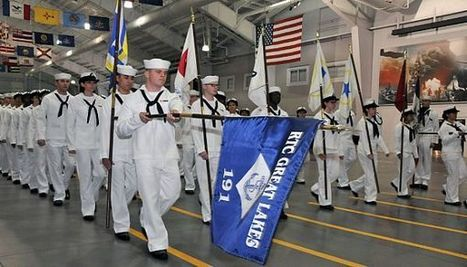Navy Recruit Graduation: Jan. 3, 2014 | military | Scoop.it