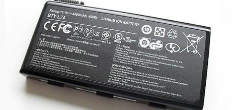 Un polímero permite desarrollar baterías de litio no inflamables y ... - elotrolado.net | NOTICIAS DE QUÍMICA | Scoop.it