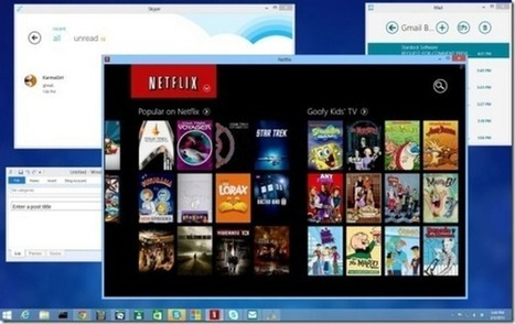 Run Windows 8 Metro Apps On Classic Desktop | DIgital Visual Technology | Scoop.it