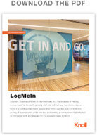 LogMeIn goes 100% open plan with #Knoll; goals: attract Gen Y, increase collaboration | Innovative Workplace | Scoop.it