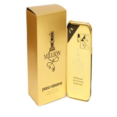 Paco Rabanne 1 Million Edt Spray 3.4 Oz For Men | Perfumes Reviews Today | perfume reviews | Scoop.it