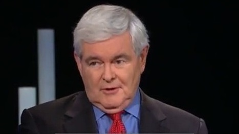 Newt Gingrich attacks Obama while saying GOP can't base itself on attacking Obama | Daily Crew | Scoop.it