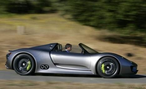 2013 Porsche 918 Spyder on sale | Luxury Life Styles | Scoop.it