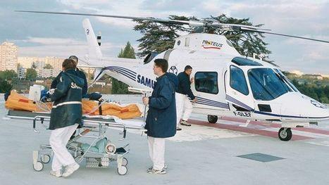Des hélicoptères contre les déserts médicaux - Le Figaro   Déserts médicaux en France   Scoop.it
