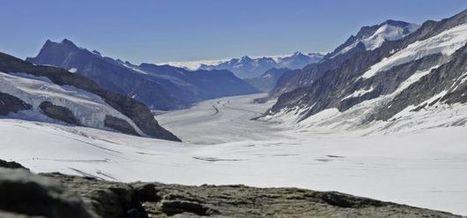 La Suisse restera le château d'eau de l'Europe en dépit du recul des glaciers | Regarder le ciel | Scoop.it