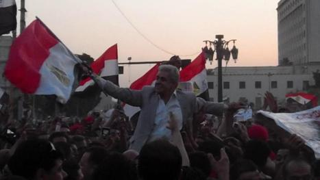 Sabahi renews call for rallying on revolution's anniversary | Égypt-actus | Scoop.it