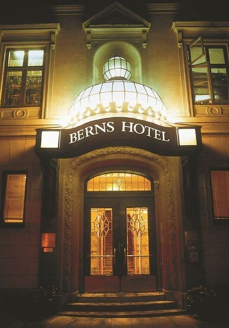 Berns Hotel | Gay Resorts from Around the World | Scoop.it