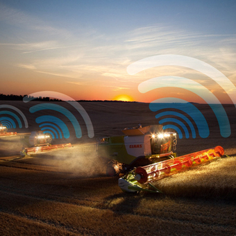 Global agricultural equipment manufacturer reaps telematics benefits with GPRS communications via Wireless Logic | M2M WORLD NEWS | Machine to Machine News | Internet of Things News | Scoop.it