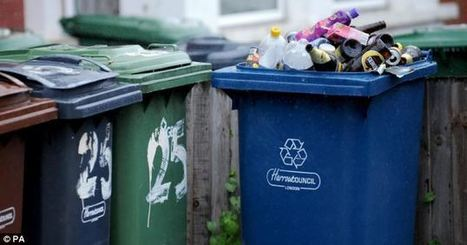 Councils resort to burning millions of tons of household rubbish as amount recycled by families stalls | Global Recycling Movement | Scoop.it
