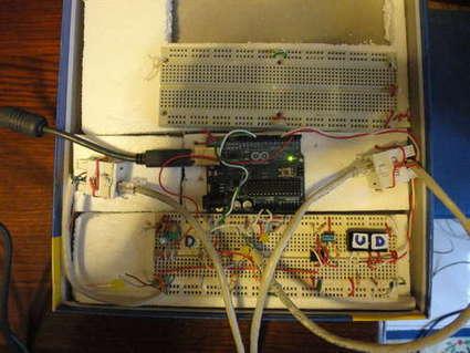 Domotic arduino | Arduino Focus | Scoop.it