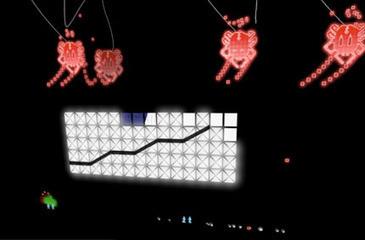 #Processing : La bataille du Centre Pompidou | Florent Deloison | blog | Arduino, Processing | Scoop.it