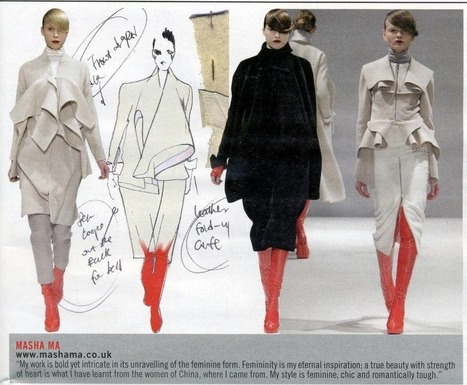 China's designers come to France | Fashion Bloggers | Scoop.it